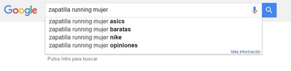 Autocompletar google suggest